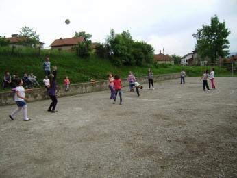 Спортен празник 2012
